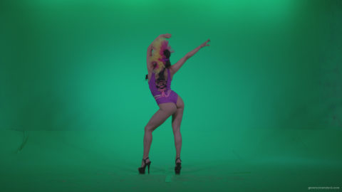vj video background Go-go-Dancer-Carnaval-v10-Green-Screen-Video-Footage_003