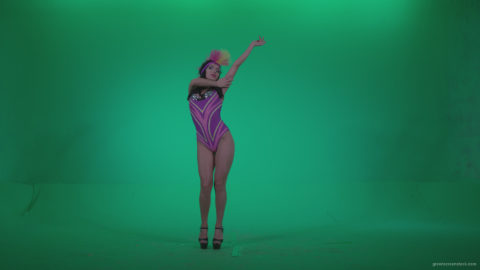 vj video background Go-go-Dancer-Carnaval-v11-Green-Screen-Video-Footage_003
