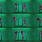Go-go-Dancer-Carnaval-v2-Green-Screen-Video-Footage Green Screen Stock