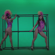 Go-go-Dancer-Carnaval-v2-Green-Screen-Video-Footage_002 Green Screen Stock