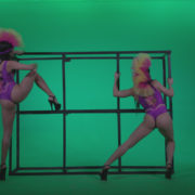 Go-go-Dancer-Carnaval-v2-Green-Screen-Video-Footage_005 Green Screen Stock
