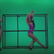 Go-go-Dancer-Carnaval-v2-Green-Screen-Video-Footage_007 Green Screen Stock