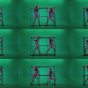 Go-go-Dancer-Carnaval-v3-Green-Screen-Video-Footage Green Screen Stock