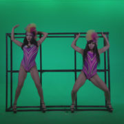 Go-go-Dancer-Carnaval-v3-Green-Screen-Video-Footage_001 Green Screen Stock