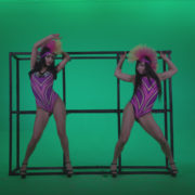 Go-go-Dancer-Carnaval-v3-Green-Screen-Video-Footage_002 Green Screen Stock