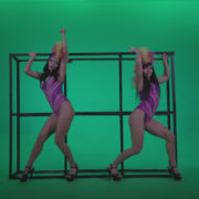Go-go-Dancer-Carnaval-v3-Green-Screen-Video-Footage_004 Green Screen Stock