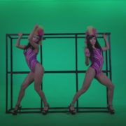 Go-go-Dancer-Carnaval-v3-Green-Screen-Video-Footage_005 Green Screen Stock