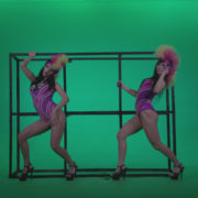 Go-go-Dancer-Carnaval-v3-Green-Screen-Video-Footage_006 Green Screen Stock