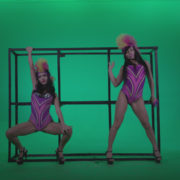 Go-go-Dancer-Carnaval-v3-Green-Screen-Video-Footage_007 Green Screen Stock
