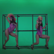 Go-go-Dancer-Carnaval-v3-Green-Screen-Video-Footage_008 Green Screen Stock