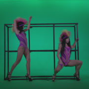 Go-go-Dancer-Carnaval-v3-Green-Screen-Video-Footage_009 Green Screen Stock
