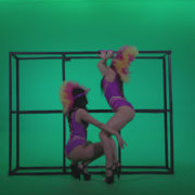 Go-go-Dancer-Carnaval-v4-Green-Screen-Video-Footage_009 Green Screen Stock