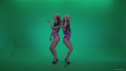 vj video background Go-go-Dancer-Carnaval-v5-Green-Screen-Video-Footage_003