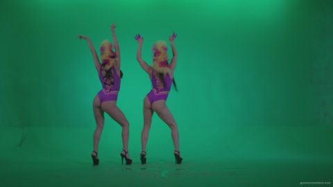 vj video background Go-go-Dancer-Carnaval-v7-Green-Screen-Video-Footage_003