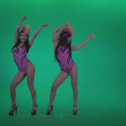 Go-go-Dancer-Carnaval-v8-Green-Screen-Video-Footage_002 Green Screen Stock