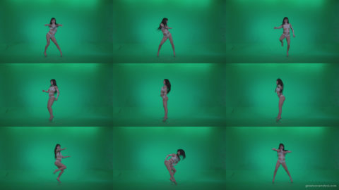 Go-go-Dancer-LiLu-e1-Green-Screen-Video-Footage Green Screen Stock