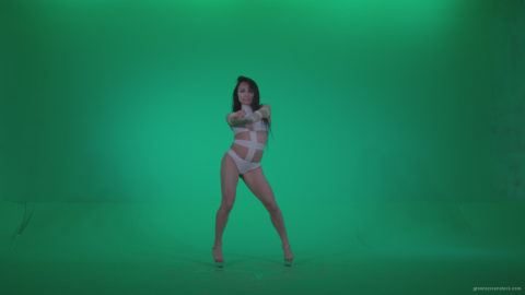 vj video background Go-go-Dancer-LiLu-e10-Green-Screen-Video-Footage_003