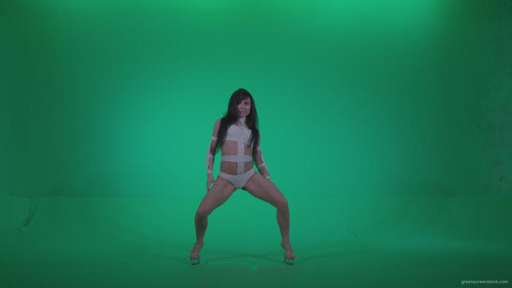 vj video background Go-go-Dancer-LiLu-e4-Green-Screen-Video-Footage_003