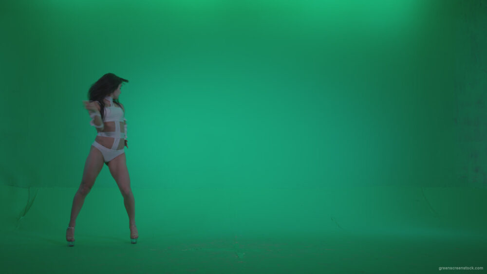 vj video background Go-go-Dancer-LiLu-e6-Green-Screen-Video-Footage_003