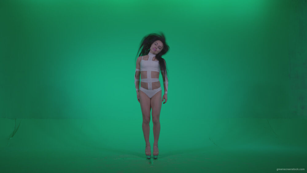 vj video background Go-go-Dancer-LiLu-e9-Green-Screen-Video-Footage_003