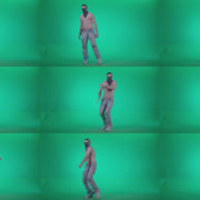Go-go-Dancer-USA-f1 Green Screen Stock