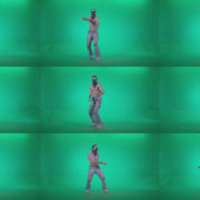 Go-go-Dancer-USA-f2 Green Screen Stock