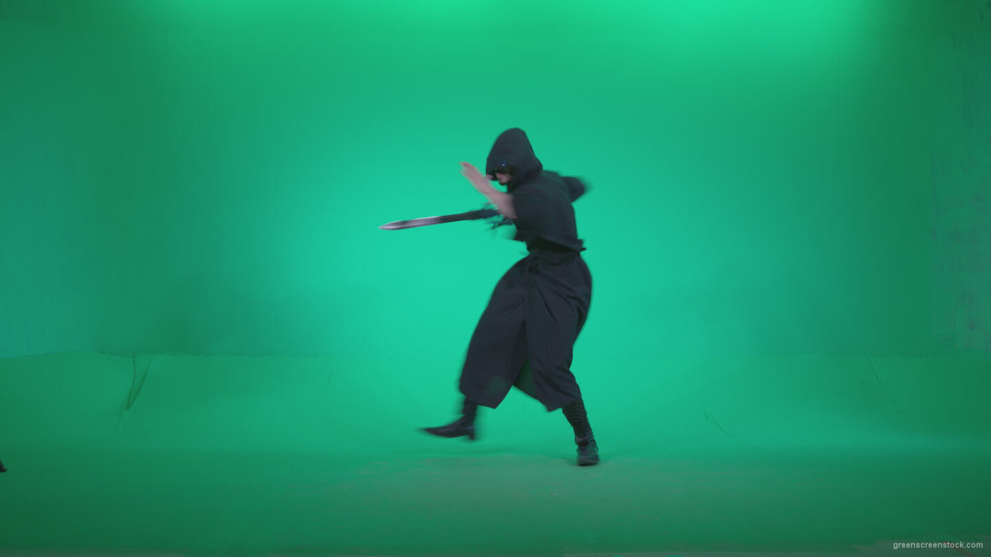 vj video background Go-go-Dancer-Warrior-w3_003