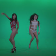 Go-go-Dancers-Red-with-LiLu-w1-Green-Screen-Video-Footage_009 Green Screen Stock