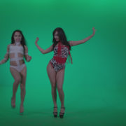 Go-go-Dancers-Red-with-LiLu-w2-Green-Screen-Video-Footage_009 Green Screen Stock