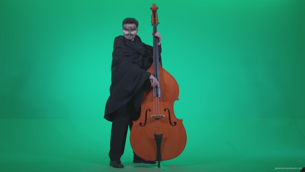 vj video background Gothic-Contrabass-Jazz-Performer-2_003