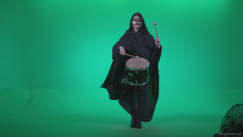 vj video background Gothic-Snare-Drumming-girl-g2_003