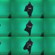 Gothic-Snare-Drumming-girl-g3 Green Screen Stock