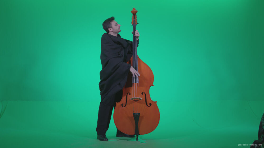 vj video background Gotic-Contrabass-Jazz-Performer-1_003