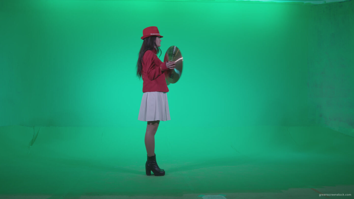vj video background Preteen-Girl-Playing-The-Cymbals-c3_003