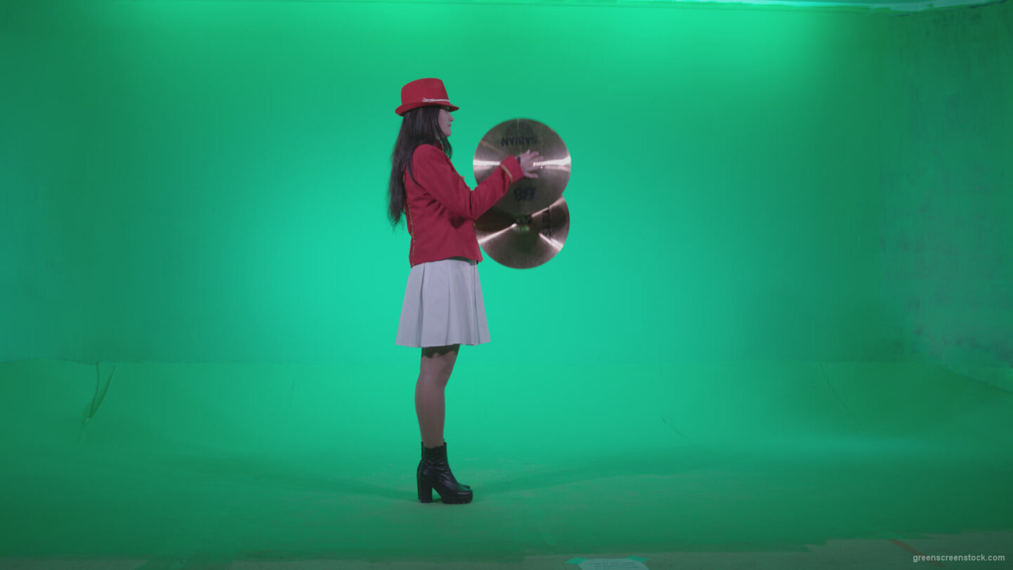 vj video background Preteen-Girl-Playing-The-Cymbals-c4_003