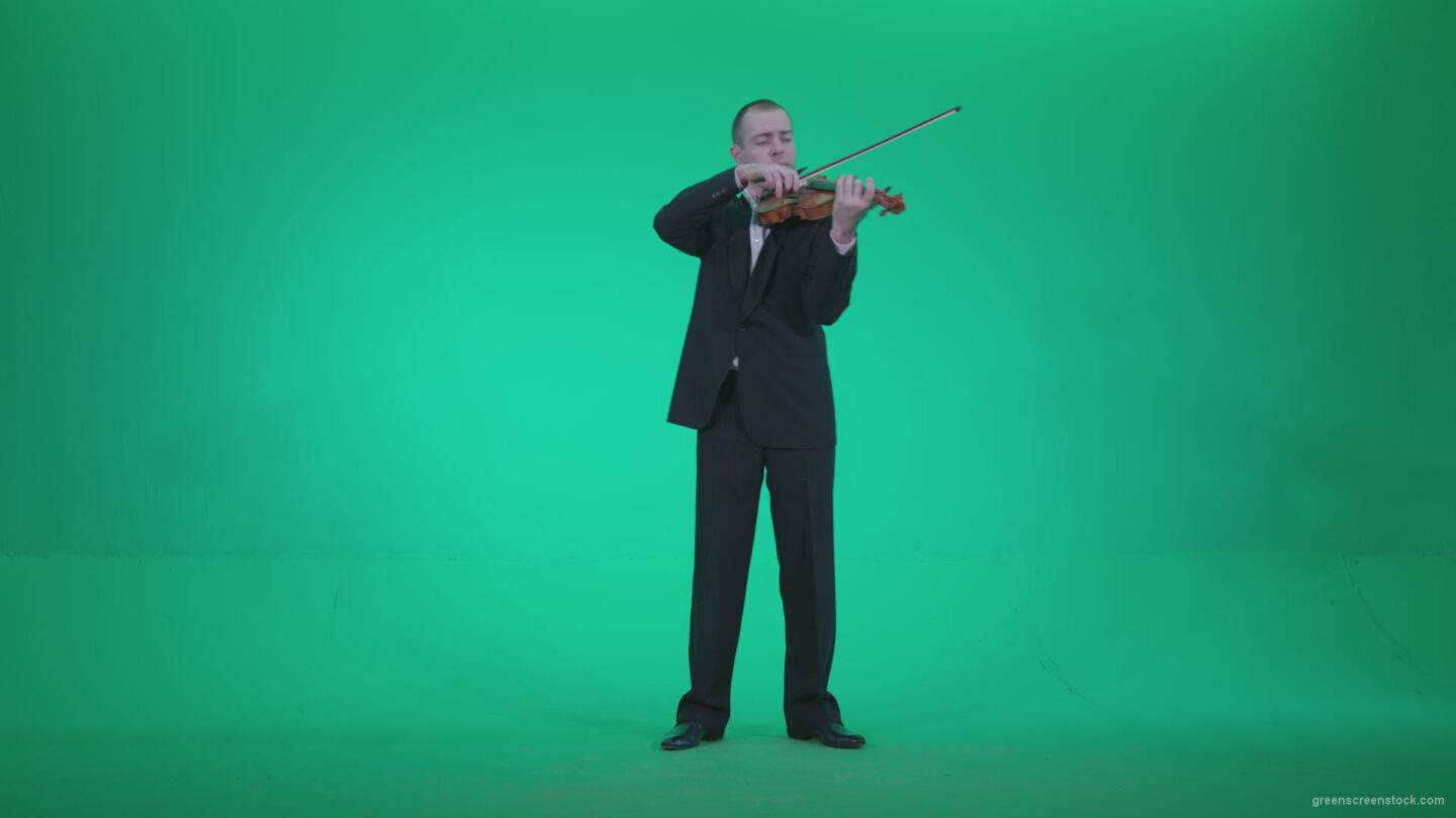 vj video background Professional-Violin-player-man-z1_003
