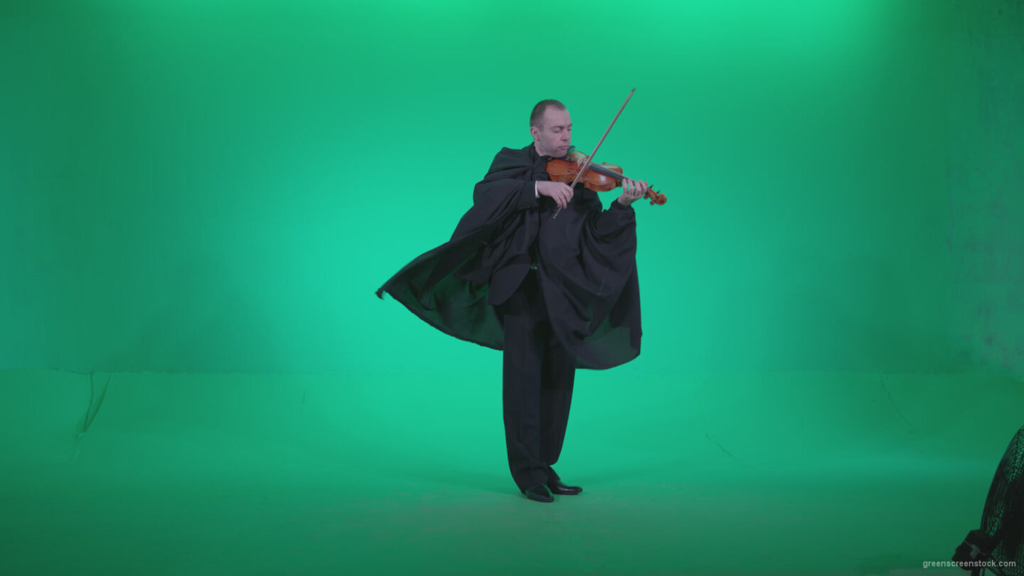 vj video background Professional-Violin-player-man-z4_003