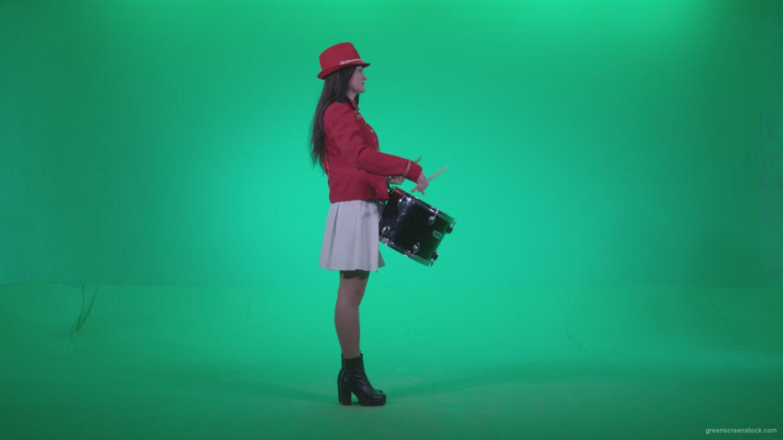 vj video background Snare-Drumming-girl-w2_003