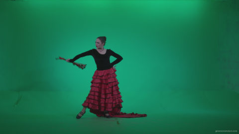vj video background Traditional-Spanish-Flamenco-dancer-s4_003