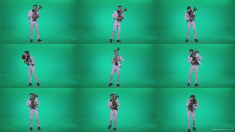 Tuba-Virtuoso-tv2 Green Screen Stock