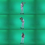 Tuba-Virtuoso-tv5 Green Screen Stock