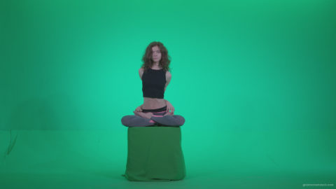 vj video background Woman-practicing-yoga-shanti2_003