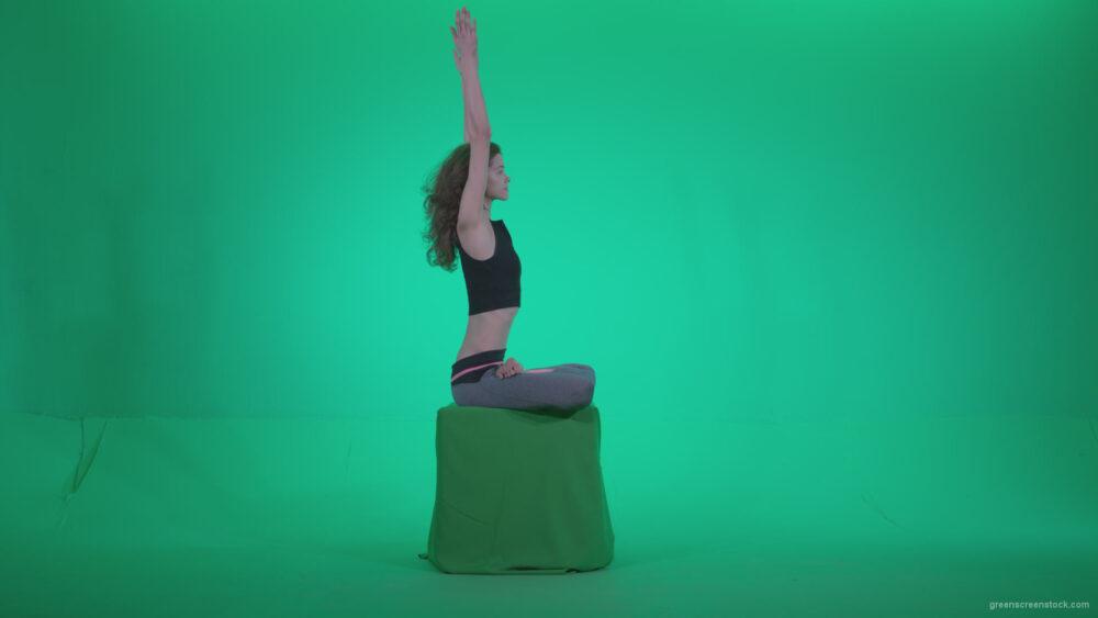 vj video background Woman-practicing-yoga-shanti3_003
