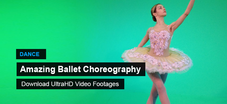 green screen ballet
