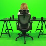 Woman-Searching-in-the-Phone-Green-Screen-Footage_002 Green Screen Stock