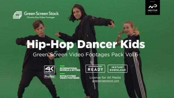 Hip-Hop Dancers Kids