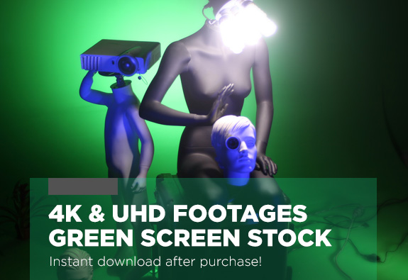 green screen stock