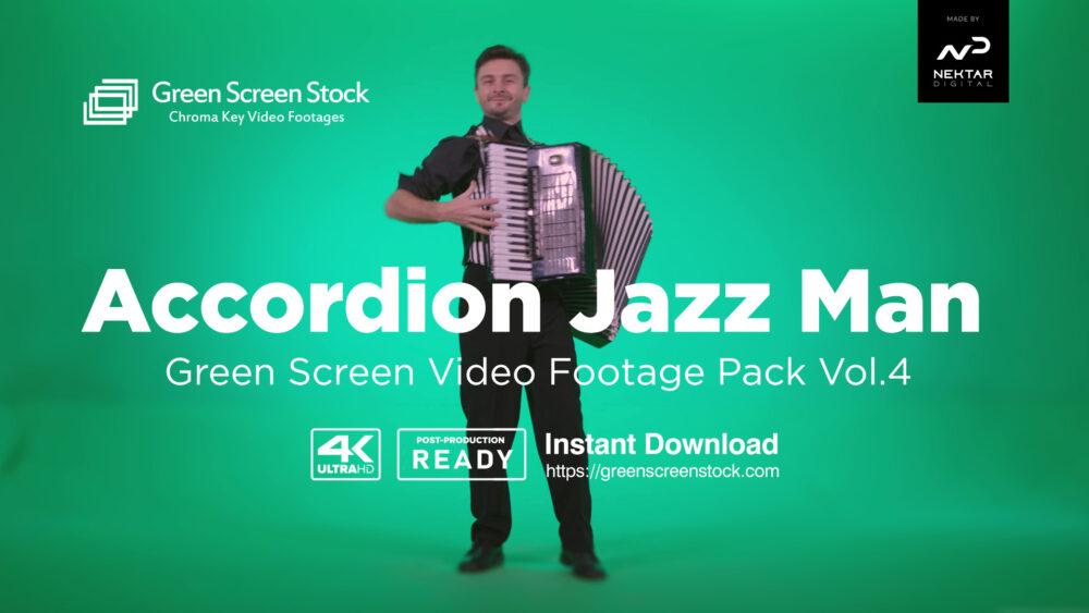 Green Screen Video 4