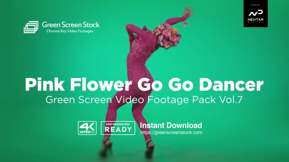 Green Screen Video 7