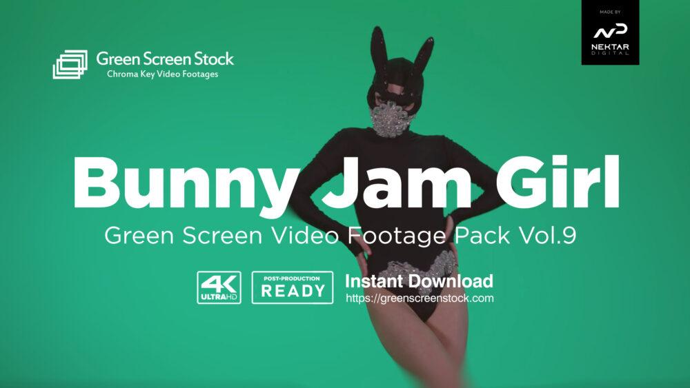 Green Screen Video 9
